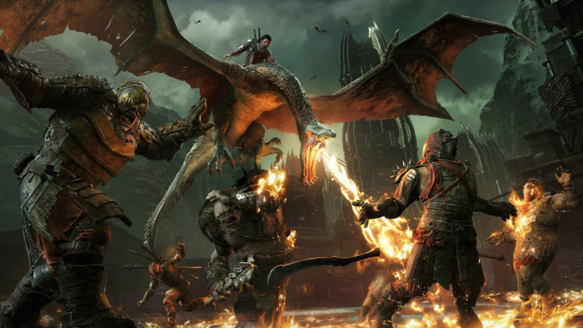 Screenshot 3 - Middle-earth: Shadow of War Definitive Edition