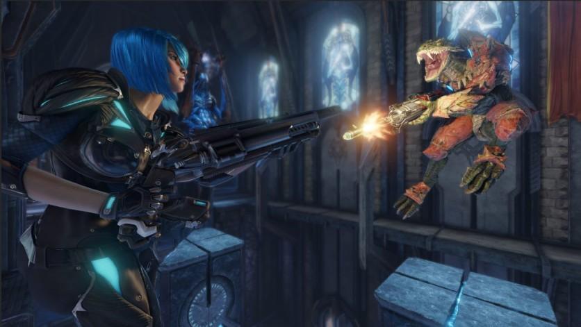 Screenshot 1 - Quake Champions - Champions Pack