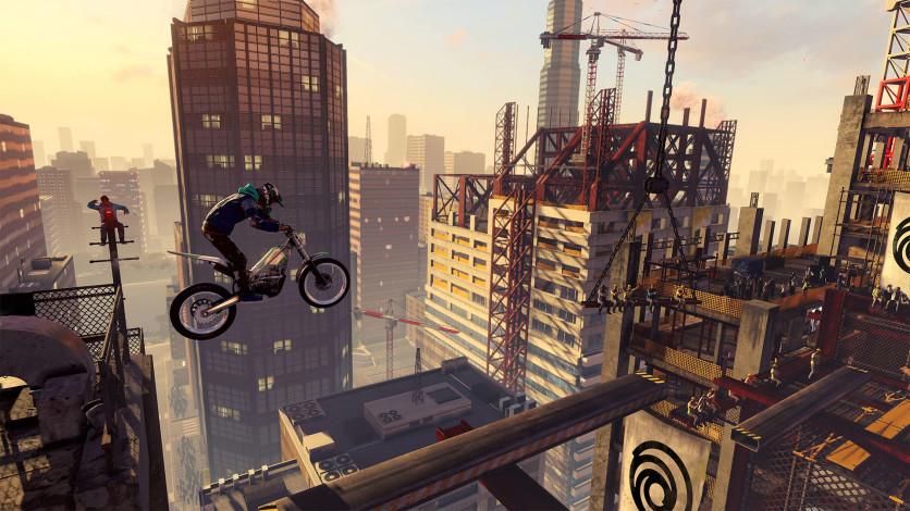 Screenshot 10 - Trials Rising