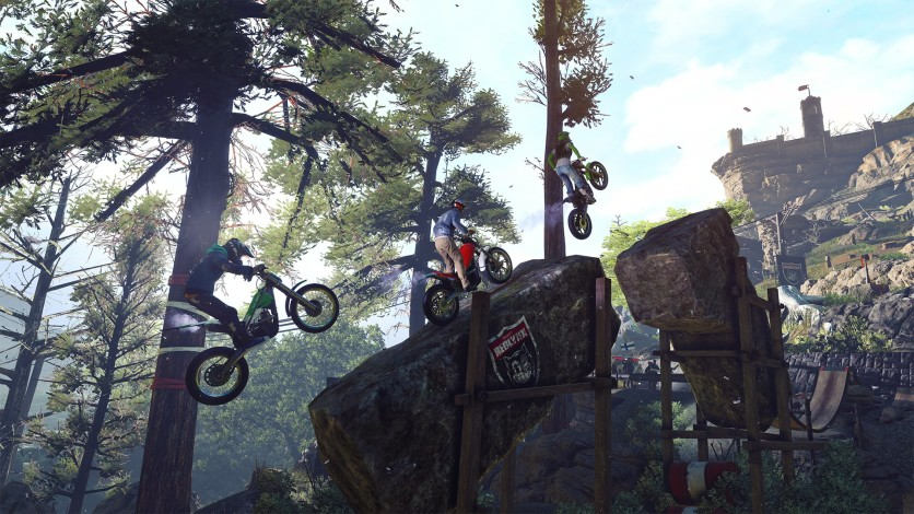 Screenshot 9 - Trials Rising
