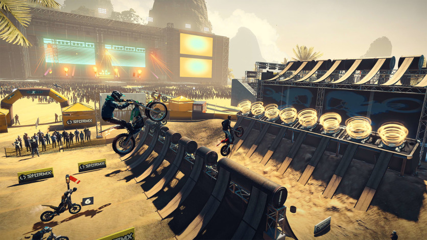 Screenshot 3 - Trials Rising
