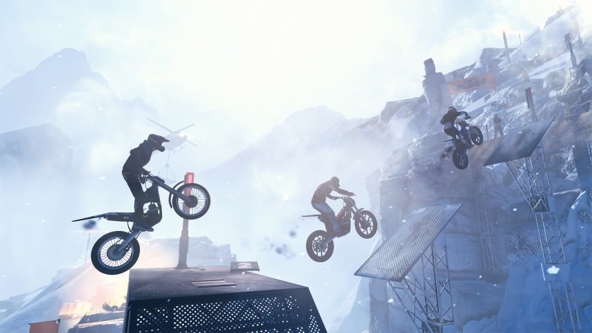 Screenshot 5 - Trials Rising