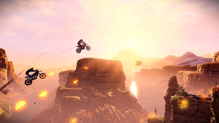 Screenshot 4 - Trials Rising