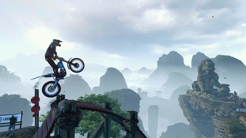 Screenshot 1 - Trials Rising - Gold Edition