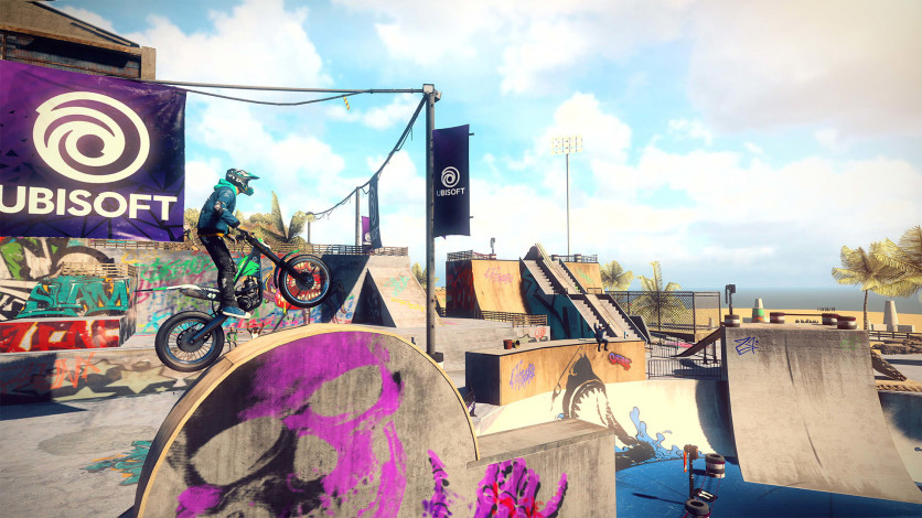 Screenshot 8 - Trials Rising - Gold Edition