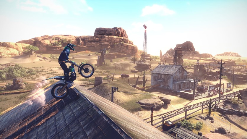 Screenshot 2 - Trials Rising - Gold Edition