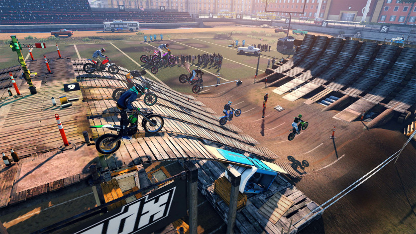 Screenshot 7 - Trials Rising - Gold Edition
