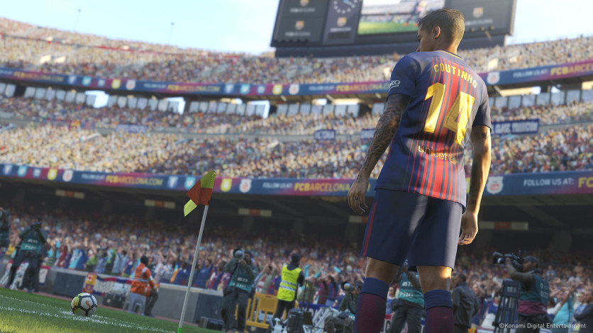 Screenshot 3 - Pro Evolution Soccer 2019 - Legend Edition