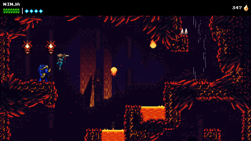 Screenshot 9 - The Messenger