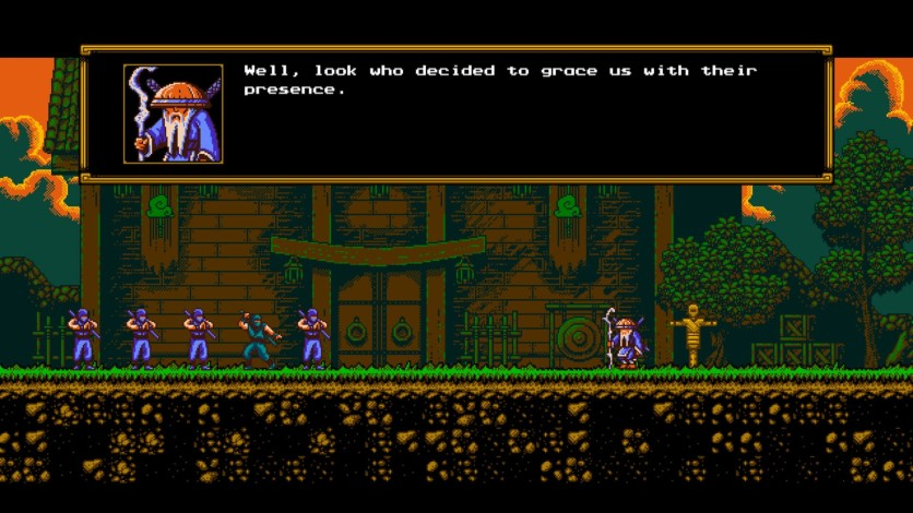 Screenshot 2 - The Messenger