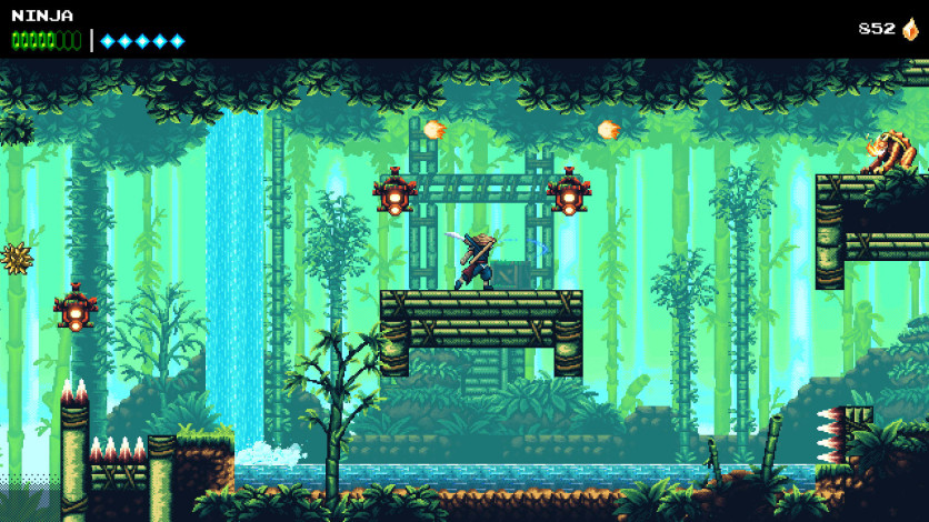 Screenshot 11 - The Messenger