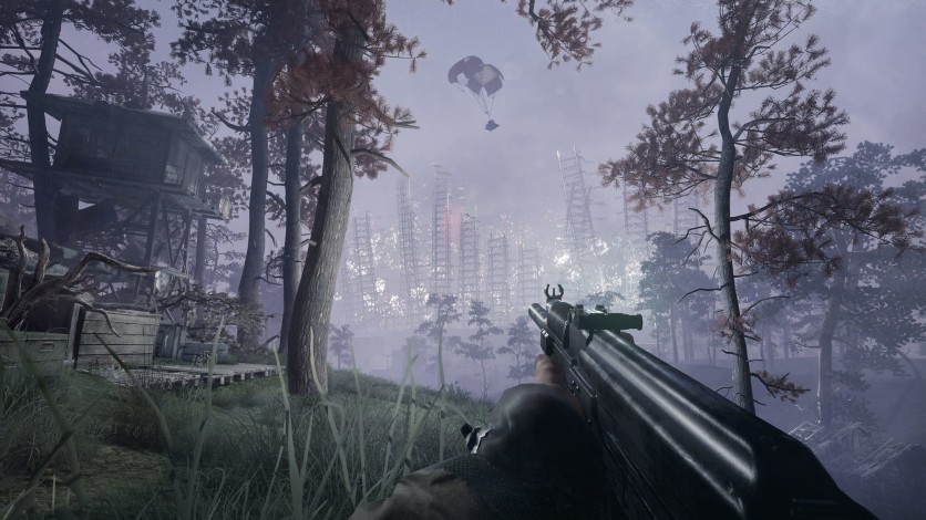 Screenshot 4 - Fear The Wolves
