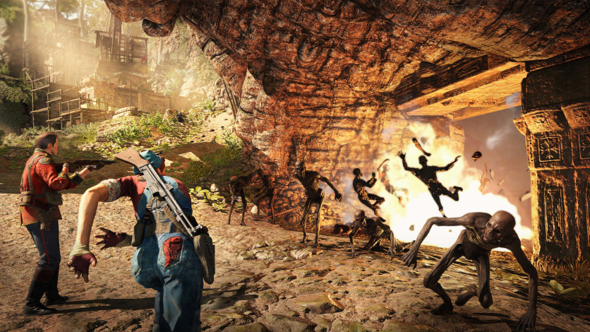 Screenshot 7 - Strange Brigade - Season Pass