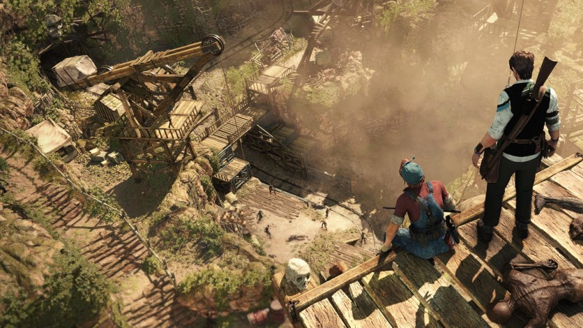 Screenshot 6 - Strange Brigade - Season Pass