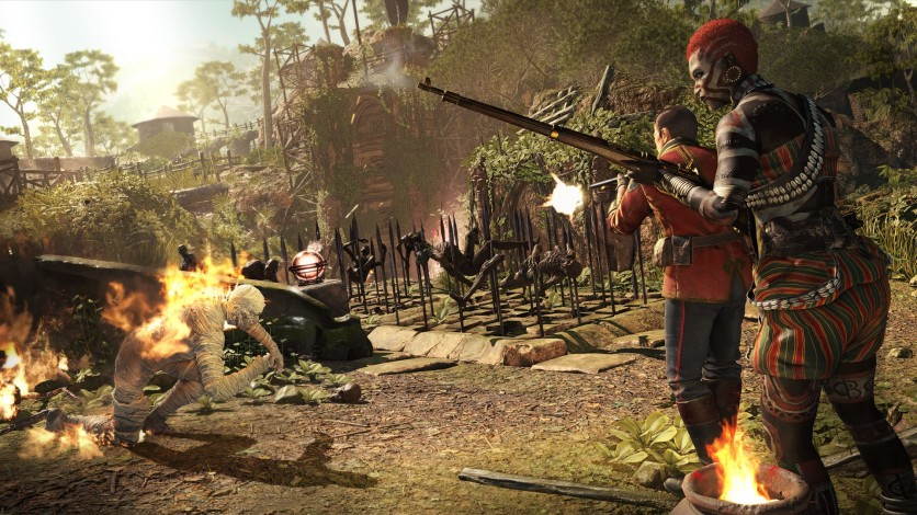 Screenshot 5 - Strange Brigade - Season Pass