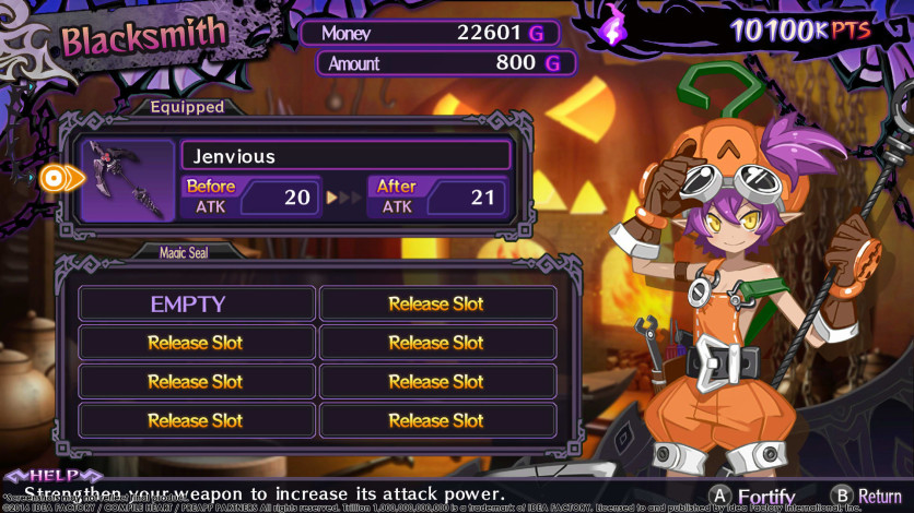 Screenshot 12 - Trillion: God of Destruction