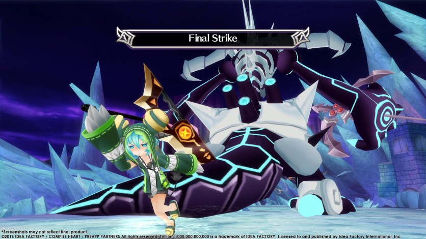 Screenshot 13 - Trillion: God of Destruction