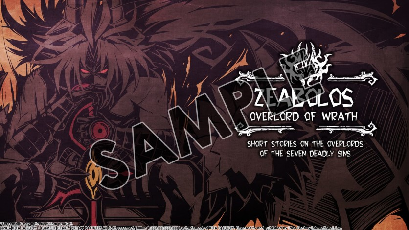 Screenshot 3 - Trillion: God of Destruction - Deluxe Pack
