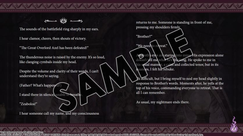 Screenshot 4 - Trillion: God of Destruction - Deluxe Pack