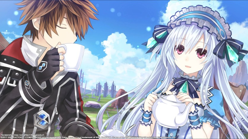 Screenshot 2 - Fairy Fencer F - Advent Dark Force