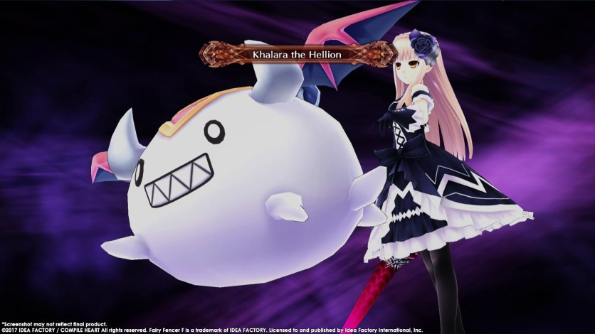 Screenshot 7 - Fairy Fencer F - Advent Dark Force
