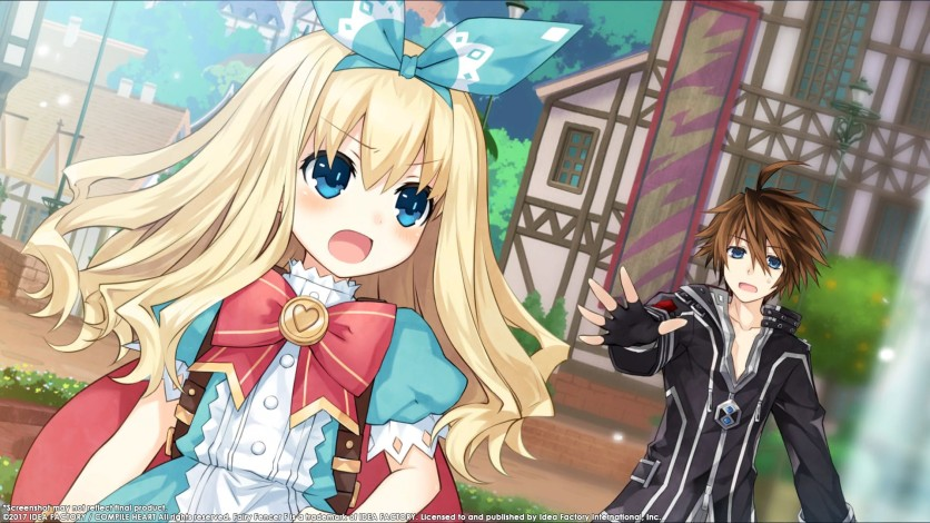 Screenshot 12 - Fairy Fencer F - Advent Dark Force