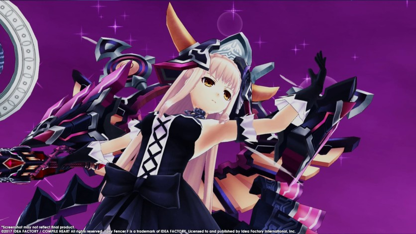Screenshot 11 - Fairy Fencer F - Advent Dark Force