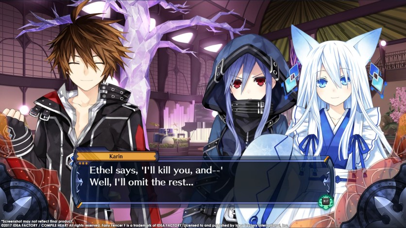 Screenshot 16 - Fairy Fencer F - Advent Dark Force