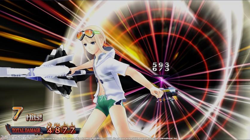 Screenshot 18 - Fairy Fencer F - Advent Dark Force