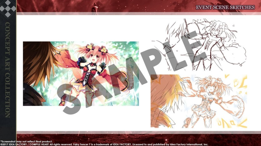Screenshot 4 - Fairy Fencer F - Advent Dark Force Deluxe Pack