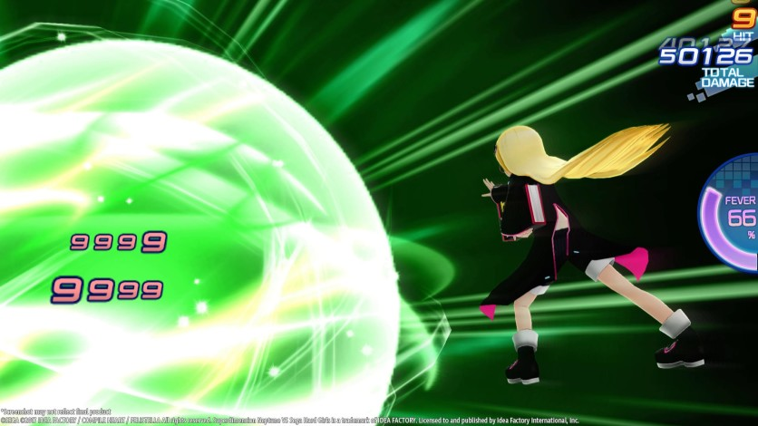 Screenshot 10 - Superdimension Neptune VS Sega Hard Girls