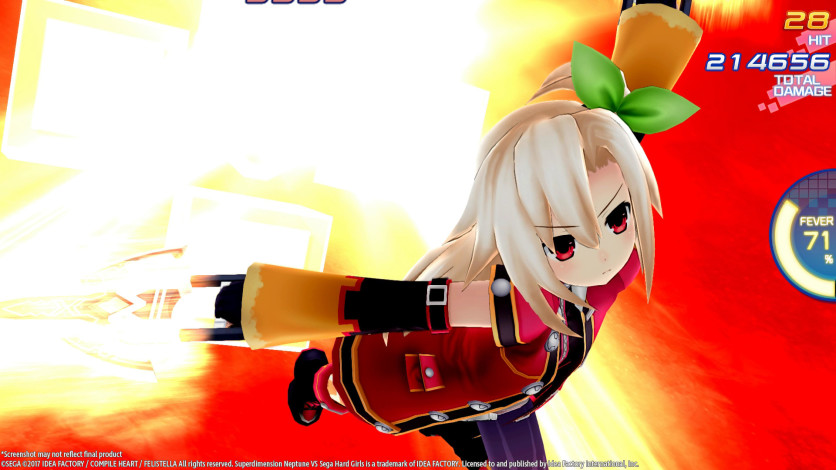 Screenshot 6 - Superdimension Neptune VS Sega Hard Girls