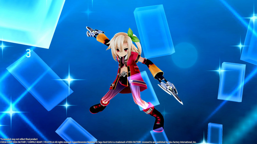 Screenshot 4 - Superdimension Neptune VS Sega Hard Girls
