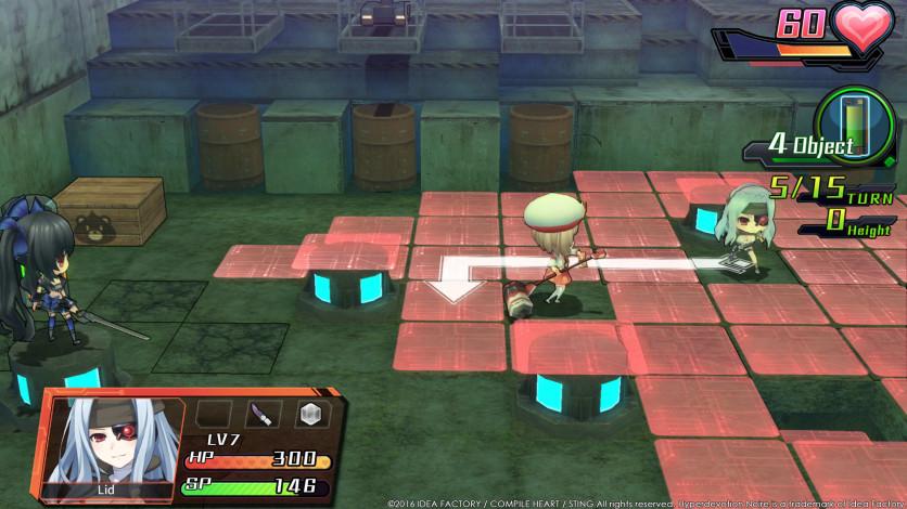 Screenshot 9 - Hyperdevotion Noire: Goddess Black Heart (Neptunia)