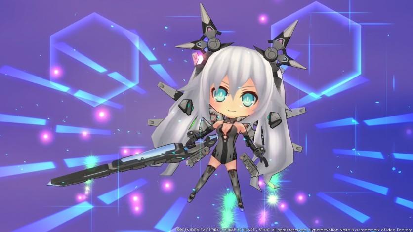 Screenshot 2 - Hyperdevotion Noire: Goddess Black Heart (Neptunia)