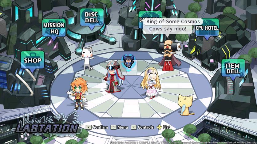 Screenshot 10 - Hyperdevotion Noire: Goddess Black Heart (Neptunia)