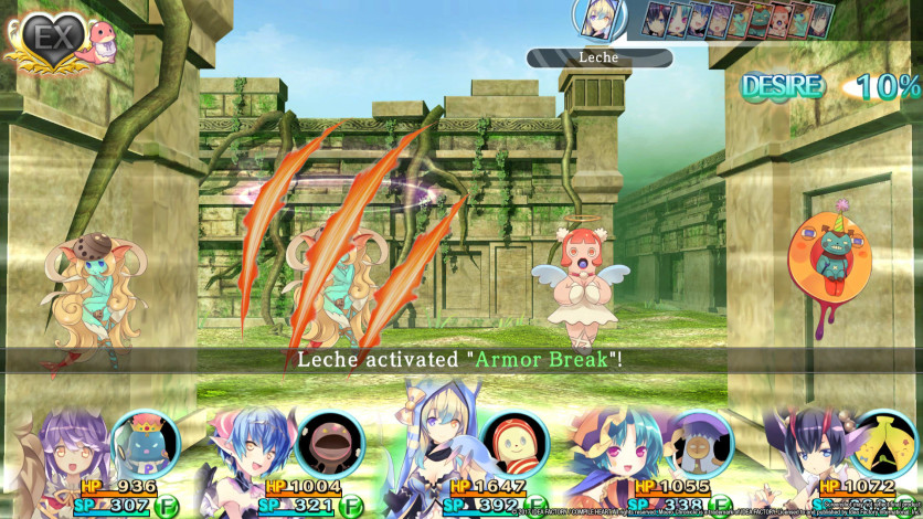 Screenshot 4 - Moero Chronicle