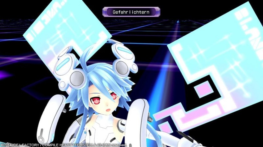 Screenshot 2 - Hyperdimension Neptunia Re;Birth1