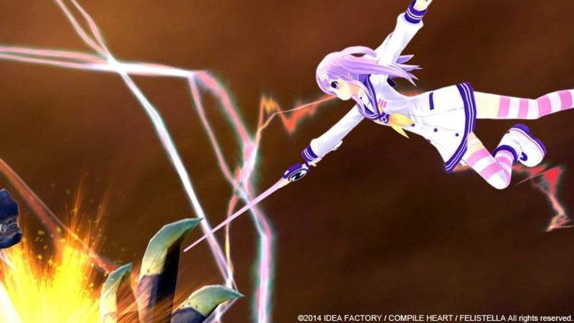 Screenshot 13 - Hyperdimension Neptunia Re;Birth1