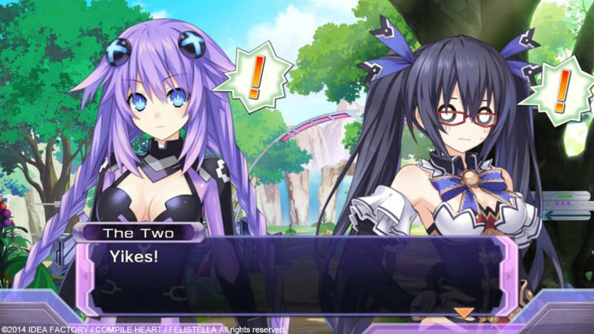 Screenshot 5 - Hyperdimension Neptunia Re;Birth1