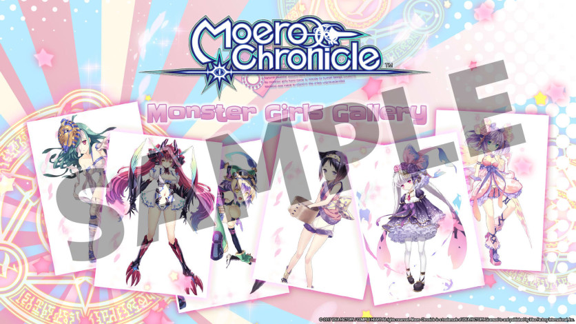 Screenshot 2 - Moero Chronicle Deluxe Pack