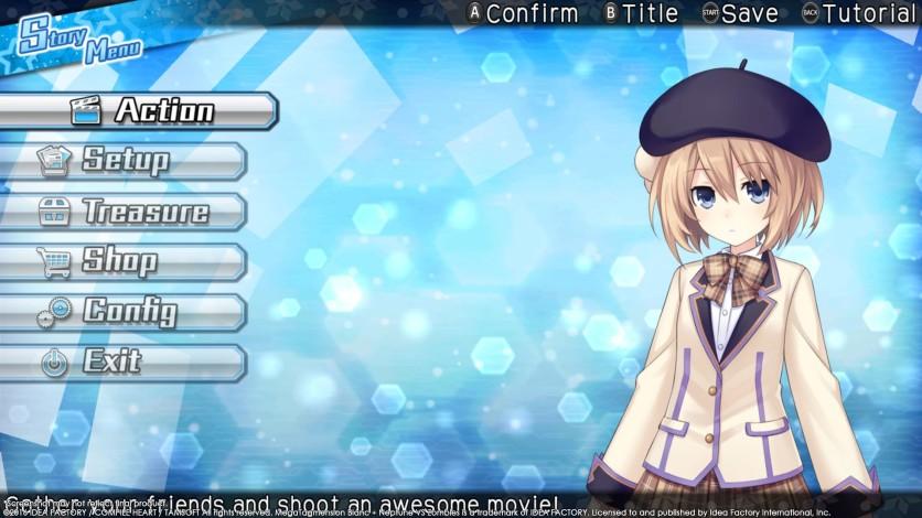 Screenshot 9 - MegaTagmension Blanc + Neptune VS Zombies (Neptunia)