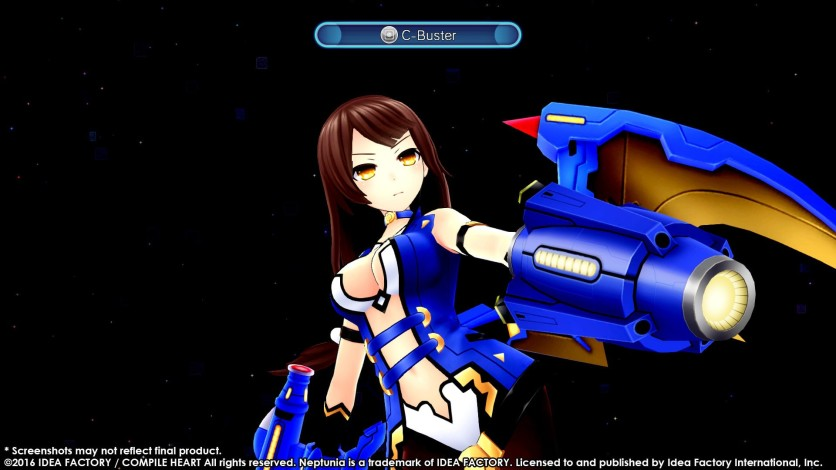 Screenshot 6 - Megadimension Neptunia VII