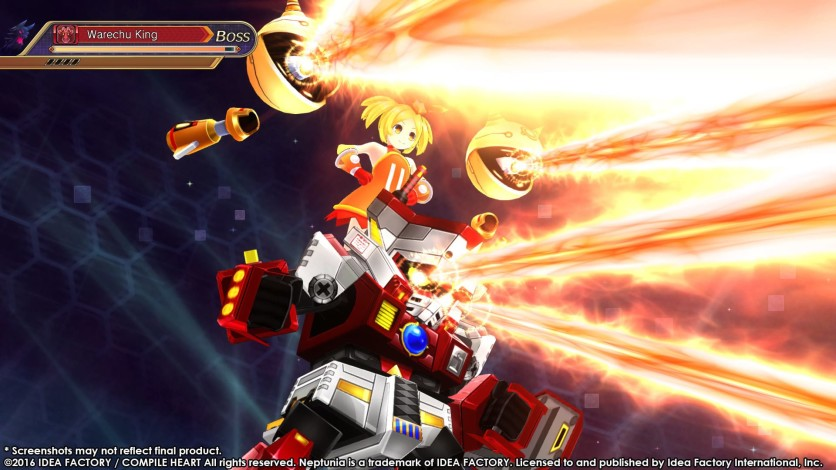 Screenshot 9 - Megadimension Neptunia VII