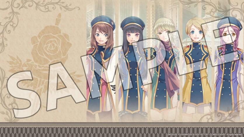 Screenshot 4 - Dark Rose Valkyrie - Deluxe Pack