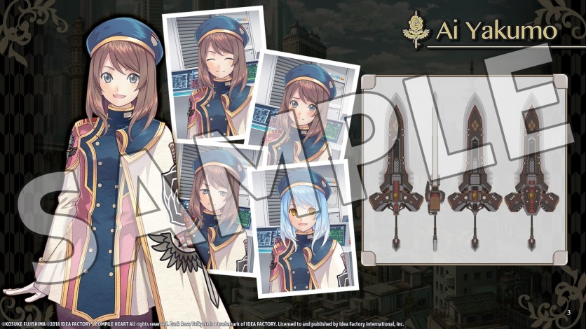 Screenshot 3 - Dark Rose Valkyrie - Deluxe Pack