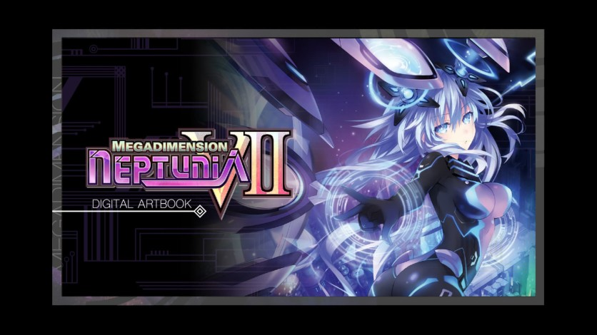 Screenshot 1 - Megadimension Neptunia VII Deluxe Set