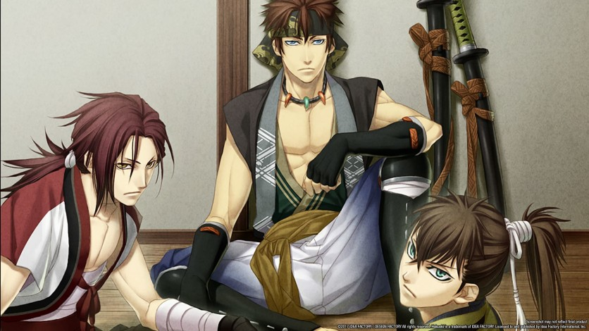 Screenshot 2 - Hakuoki: Kyoto Winds