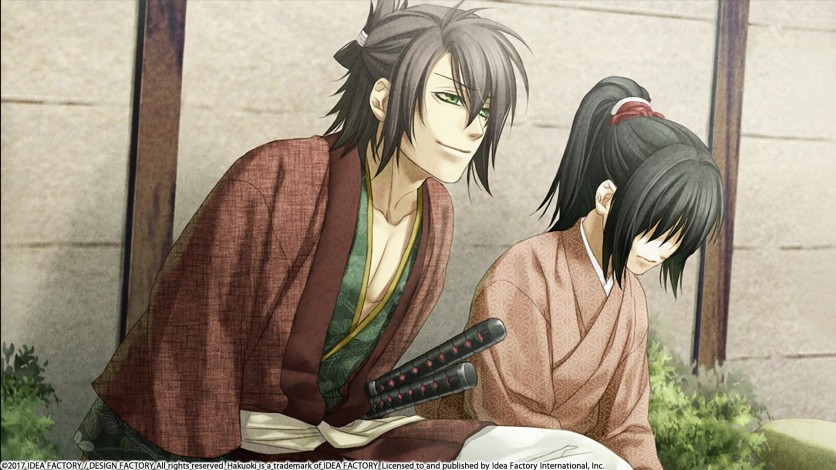 Screenshot 7 - Hakuoki: Kyoto Winds