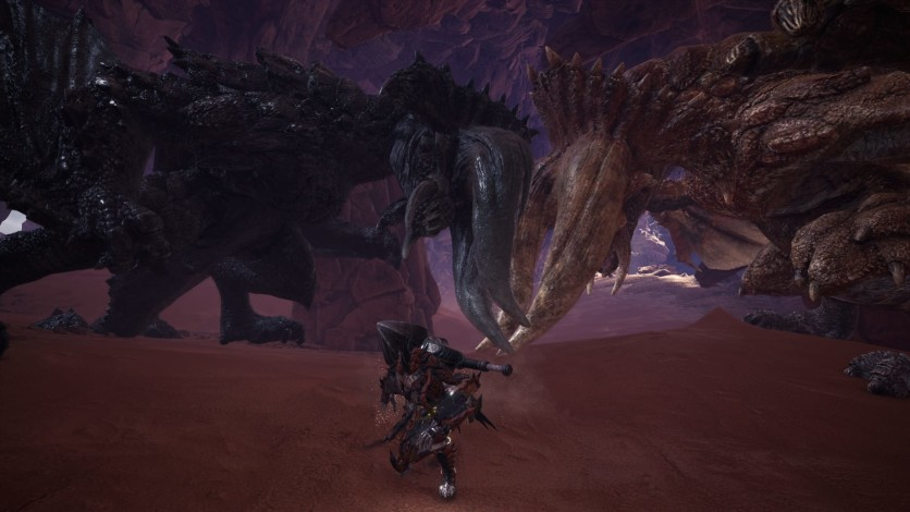 Screenshot 8 - MONSTER HUNTER: WORLD